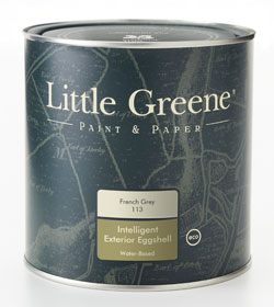 Little-Greene-Farbe-Intelligent-Exterior-Eggshell-Dose