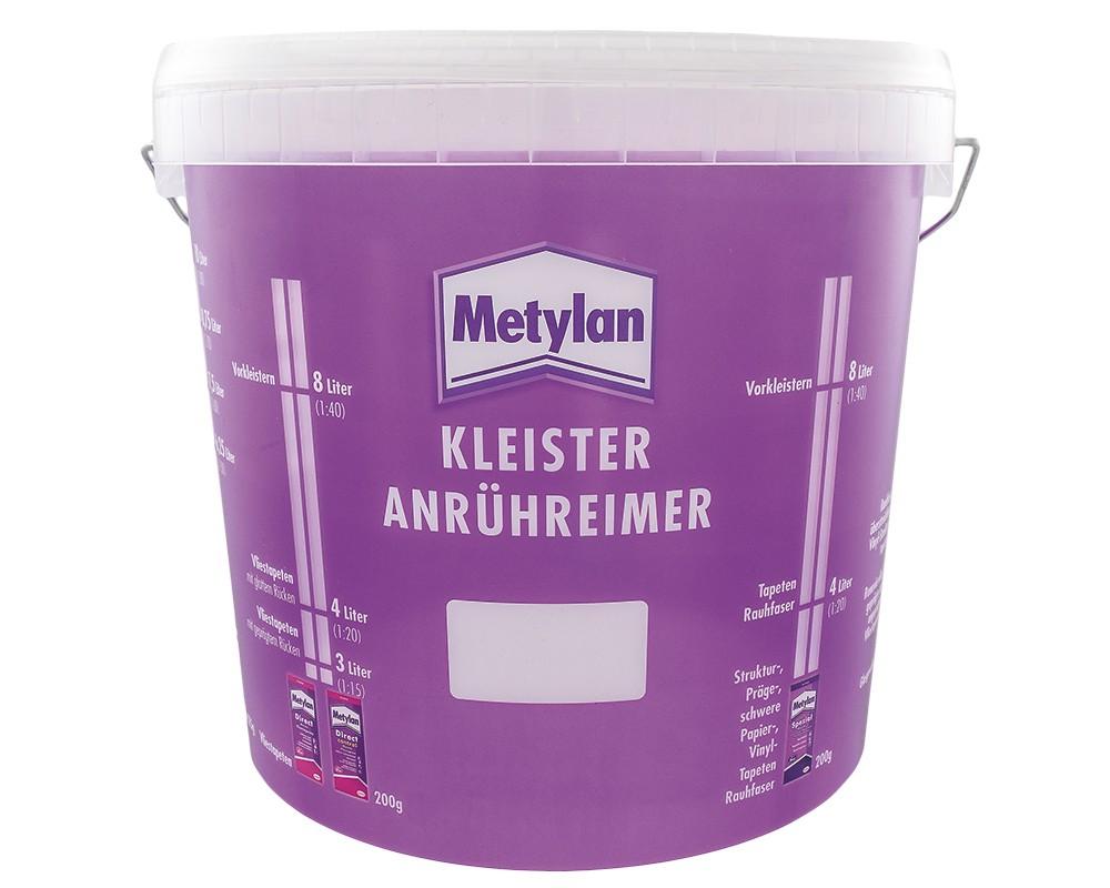jetzt bestellen » 10 liter metylan kleistereimer mit deckel