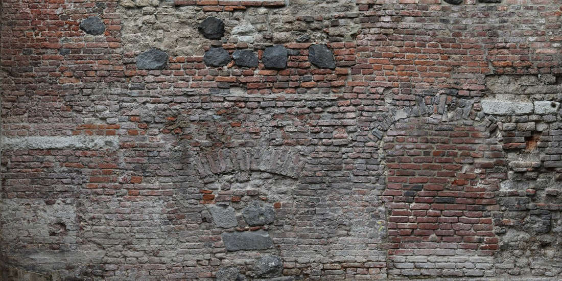 Jetzt Bestellen Fototapete Ziegel Wand Alte Stein Mauer Livingwalls Cologne De