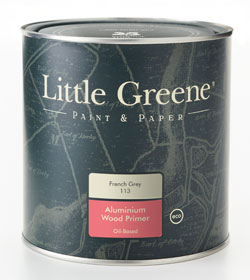 Little-Greene-Farbe-Aluminium-Wood-Primer-Dose