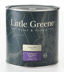 Little-Greene-Farbe-Intelligent-Eggshell-Dose